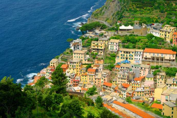 The Cinque Terre Train A How To Guide