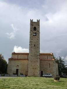 Romanesque Church at Pieve a Elici