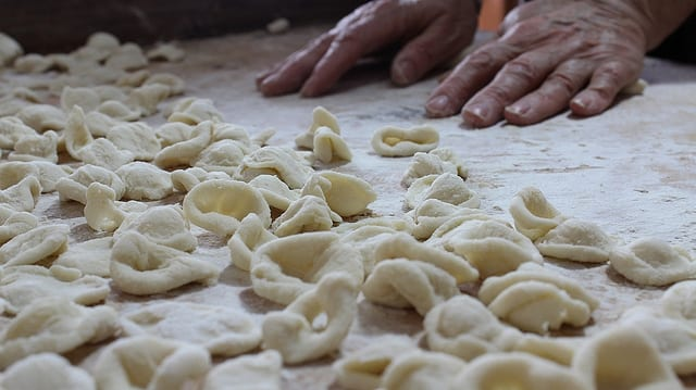 Traditional pasta of Italy's Salento peninsula