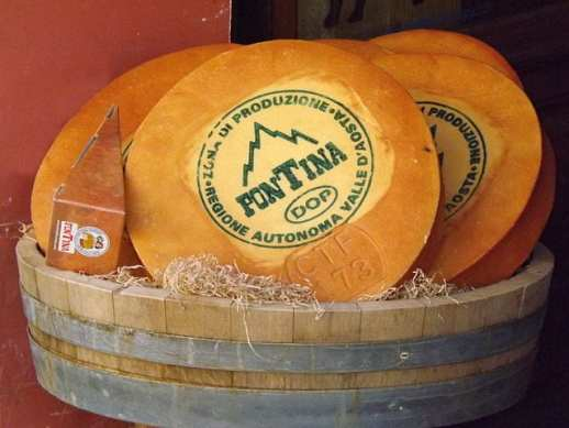 A great cheese in Italy