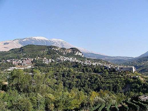 Best towns in Abruzzo Italy