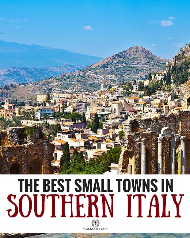 Taormina is one of the best small towns to visit in Southern Italy. Find out the rest in our blog!