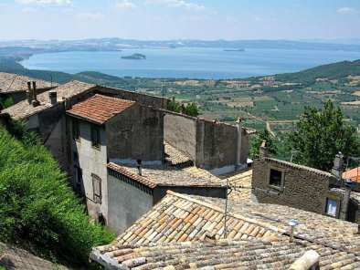 Towns in Lazio day trips from Roome