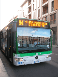 Public transport in Milan