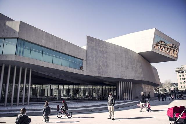 Αποτέλεσμα εικόνας για modern art museum rome