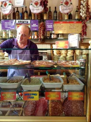 Florence panini at Scheggi