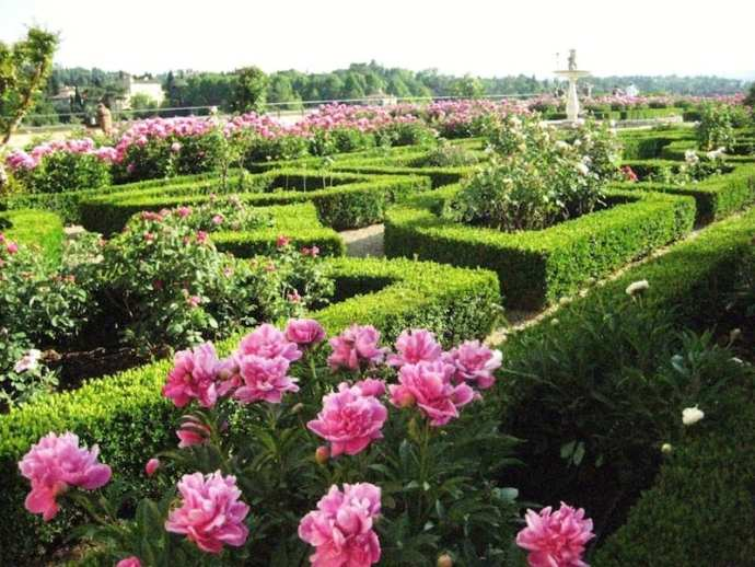 The Most Beautiful Gardens In Florence
