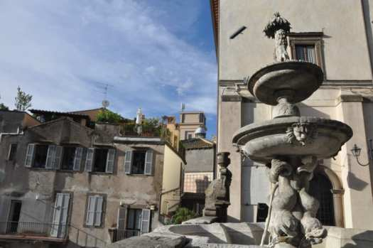 Viterbo, a great day trip from Rome