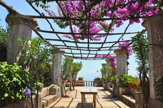 Ravello in springtime