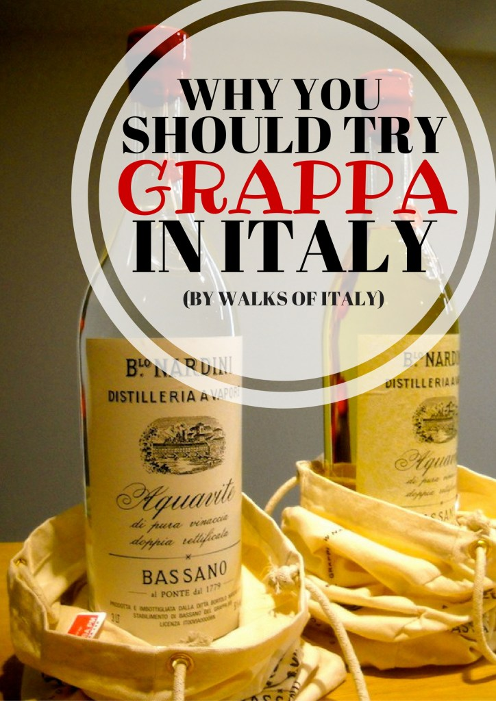 Grappa is one of the tastiest drinks in Italy. Here's why (and how) to sample it.