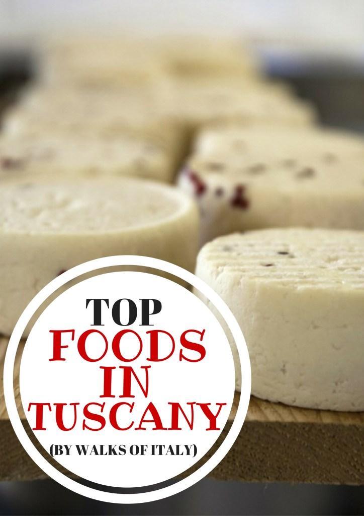 Tuscan cheese is one of the delights of the region. Find out what else you should try in the Walks of Italy guide to Tuscan Food.