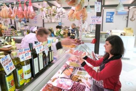 Florence Tour Sant'Ambrogio market