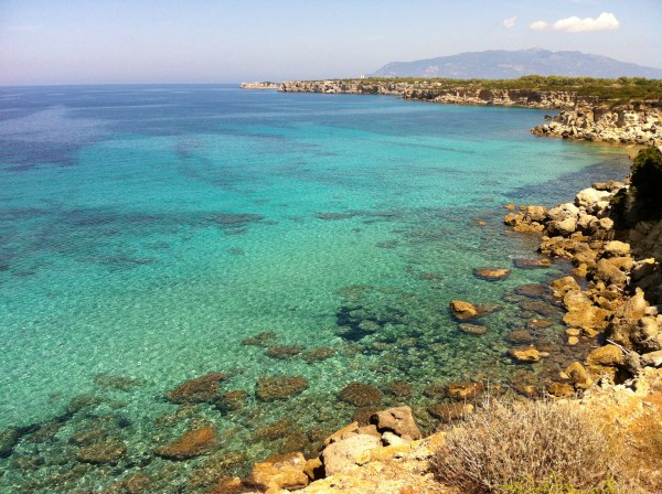 Pianosa. Photo by Gina Mussio