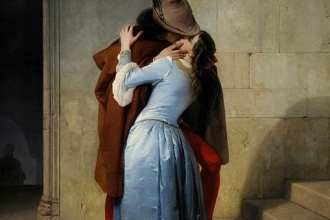 The Kiss is both a very romantic and very political work of art that sits in the Pinacoteca di Brera art gallery in Milan. Check out what else this amazing museum has.