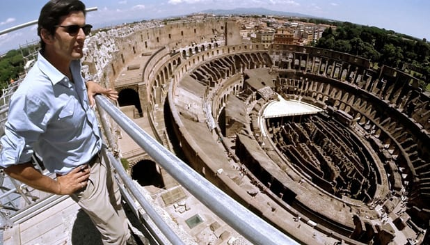 Darius Ayria is the co-founder and operations manager of the American Institute for Roman Culture (AIRC).