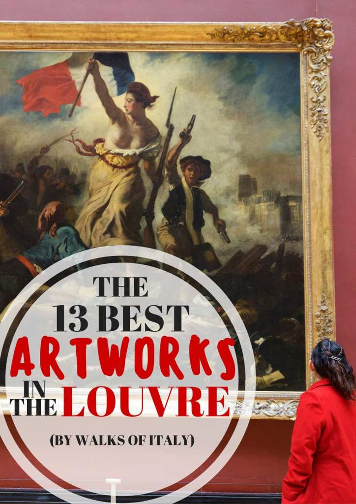 There are a lot of amazing works of art in the Louvre but here is our list of the top 13 things to see at the Louvre.