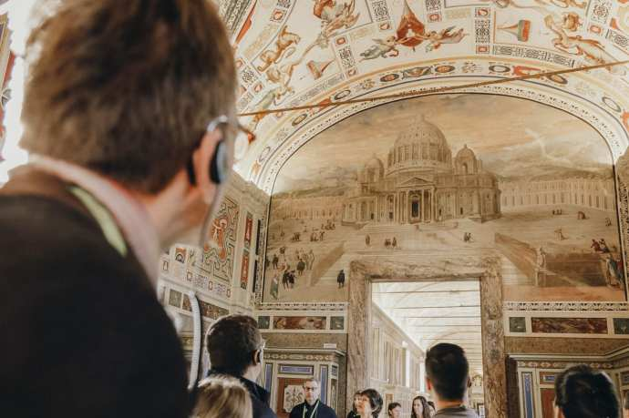 Vatican Pristine Sistine Tour Walks of Italy