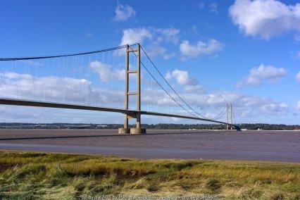 Walk the England Coast Path - Mablethorpe to Humber Bridge