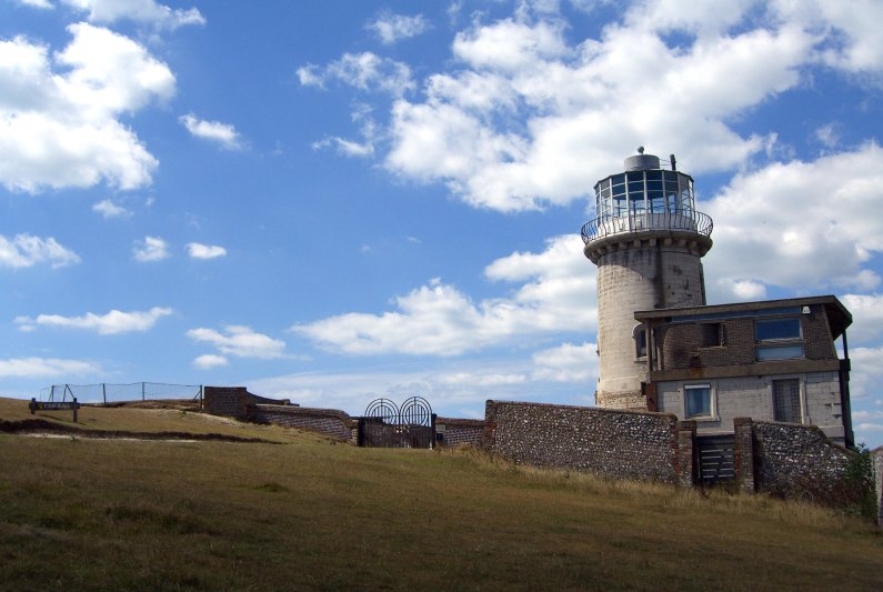 Belle Tout Lighthouse: Photo by mikelo on Foter.com / CC BY-SA