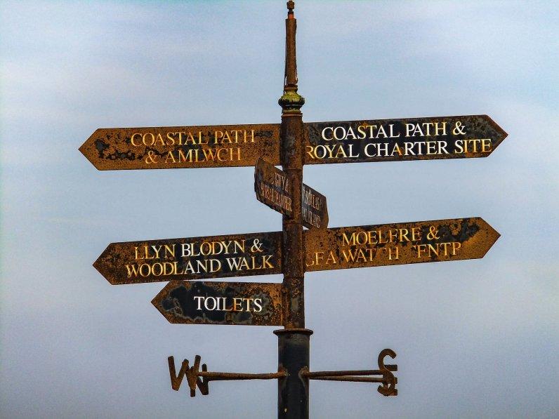 Walk the Wales Coast Path