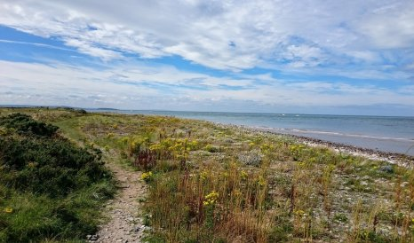 Walk the Wales Coast Path from Llandudno to Llanfairfechan