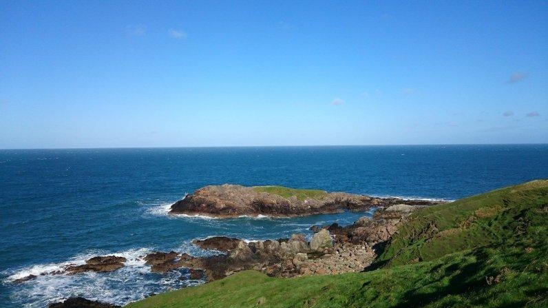 Walk the Wales Coast Path Porth Oer to Aberdaron
