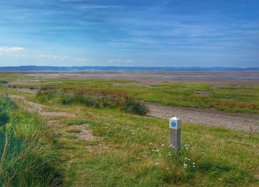 Walk the Wales Coast Path From Llanfairfechan to Menai Bridge