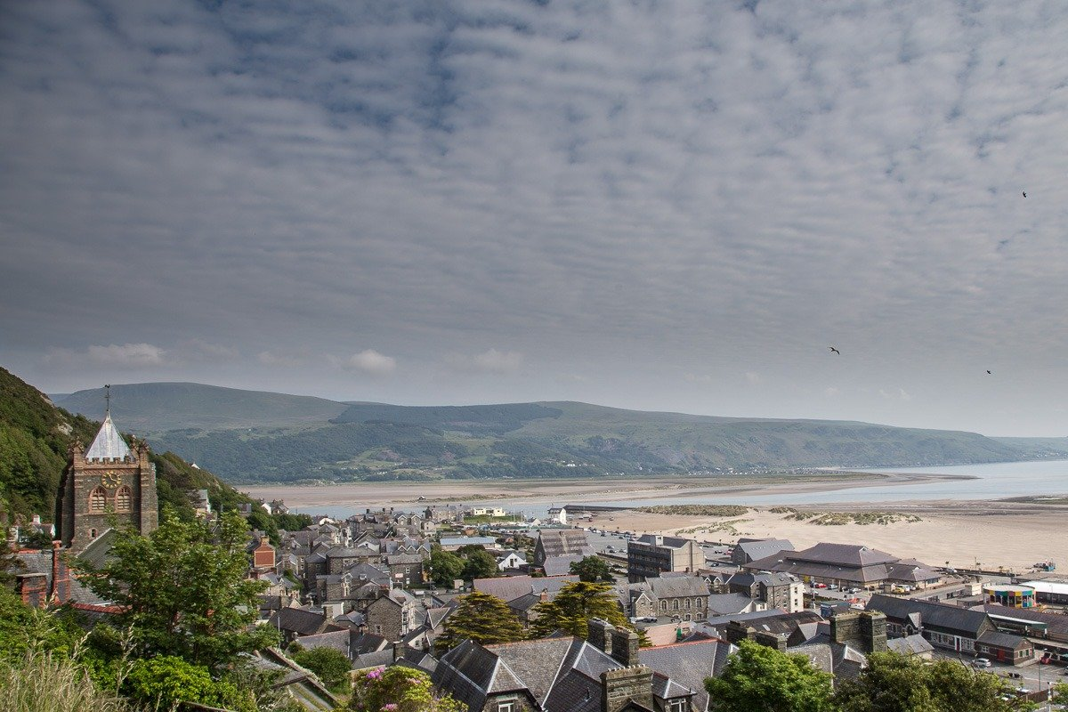 Walk the Wales Coast Path from Llanbedr to Barmouth