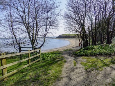 Walk the Wales Coast Path Porth Swtan (Church Bay) to Holyhead