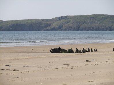 Walk the Wales Coast Path Malltraeth to Newborough Via Ynys Llanddwyn
