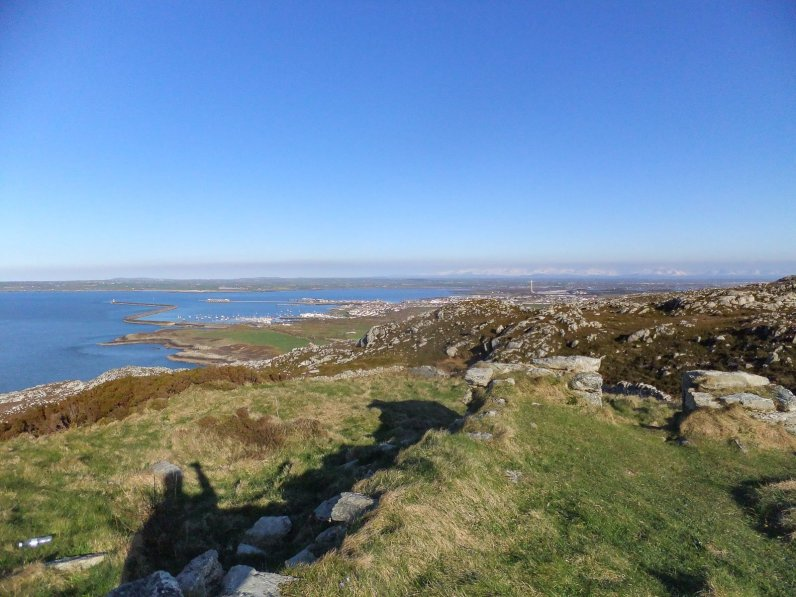 Rhoscolyn. South Stack 250