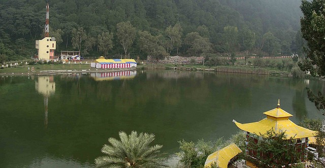 Rewalsar Lake -Mandi