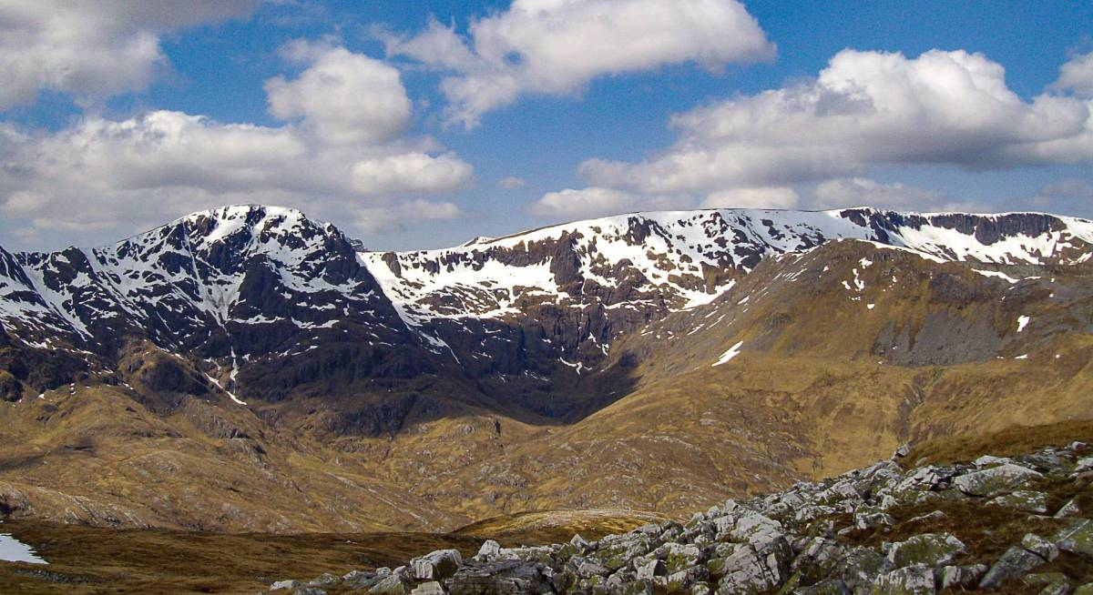 Other Mountain Walks Near Ben Nevis