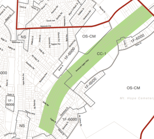 Roslindale Greenbelt Protection Overlay District