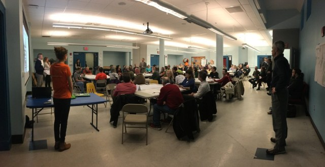 Attendees at Gateway Path Visioning Meeting