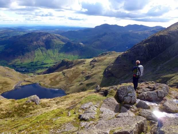 Classic Lake District Walks - Langdale Pikes