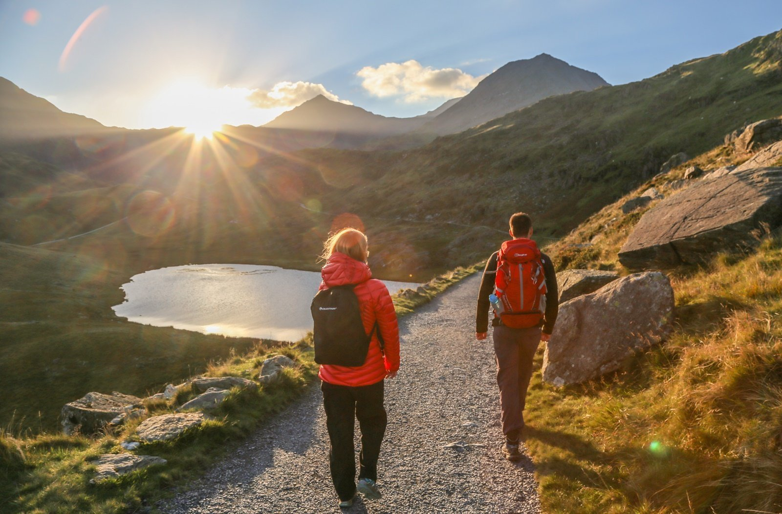 What To Wear And Carry To Safely Walk Up Snowdon Hints