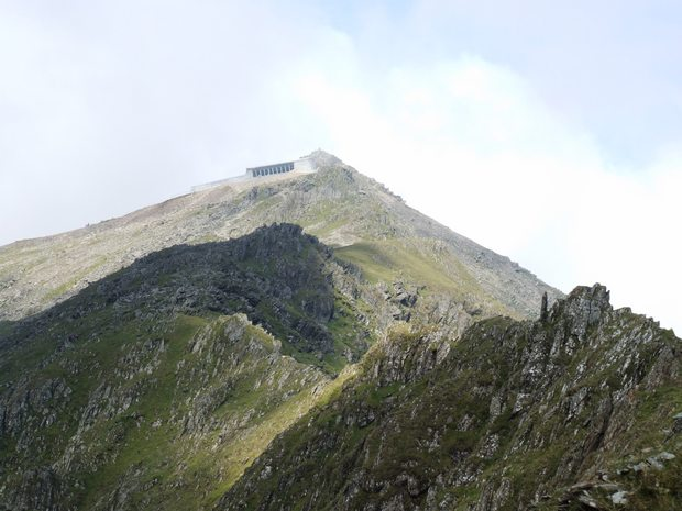 Snowdon South Ridge walk