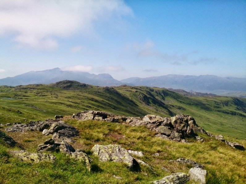 Snowdonia Walks up Cnicht and the Moelwynion