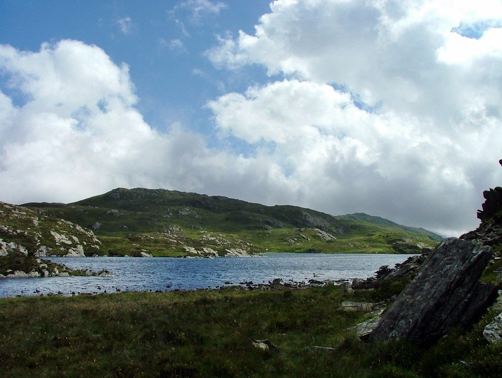 walks in snowdonia - Llyn Edno Moelwynion