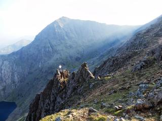 The Snowdon Horseshoe Scramble