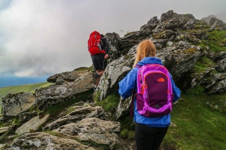 What to Wear and Carry to Safely Walk up Snowdon
