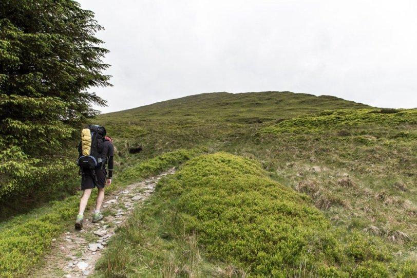 Walking in South Snowdonia - Maesglase a Tarrennau