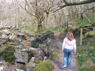 Easy Walks From Llanberis Snowdonia