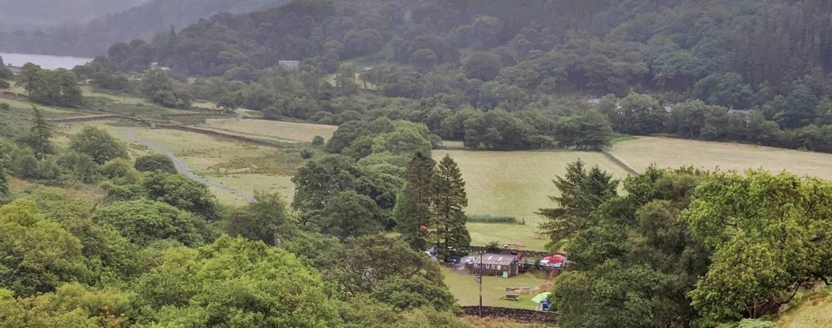 Campsites Near Snowdon