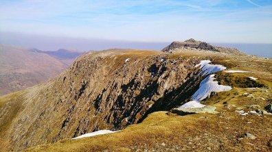 Classic Walks in Snowdonia - Glyder Fawr from Llyn Idwal and Ogwen
