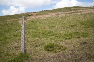 Clogwyn y Gwin Path and Maesgwm (112 of 135)