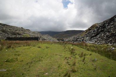Clogwyn y Gwin Path and Maesgwm (91 of 135)