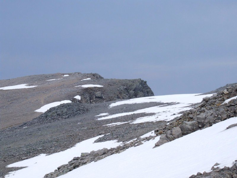 Ben Nevis via Carn Dearg from the South
