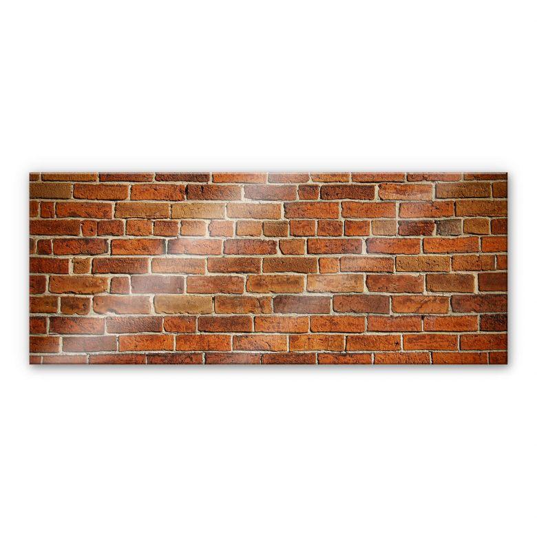 Credence Mur De Briques Panorama Wall Art Fr